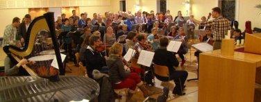 Orkestopname Abbey Roden