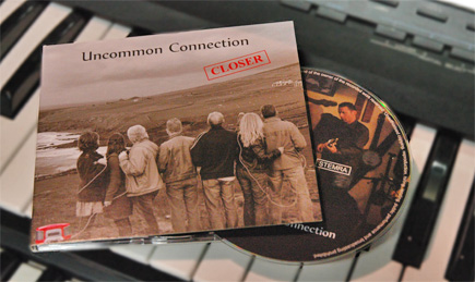 Uncommon Connection CD hoes